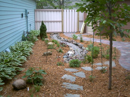 Image Of French Drain